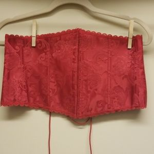 Frederick's of Hollywood Underbust corset